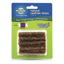 Busy Buddy® Natural Rawhide Strips (DISCONTINUED)