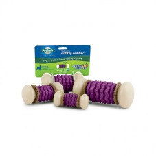 Busy Buddy® Nobbly Nubbly™, Medium, Rawhide