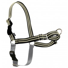 Easy Walk® Harness - Reflective, Medium Black (DISCONTINUED)