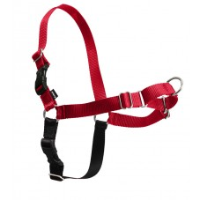 Easy Walk® Harness- Medium, Red/Black