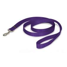Nylon Leash, 1x6 Deep Purple
