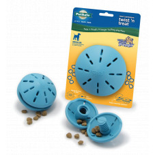Busy Buddy® Puppy Twist 'n Treat™, Medium