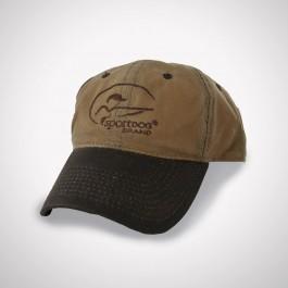 Brown Wax Hat