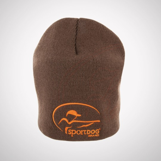 Brown Knit Cap