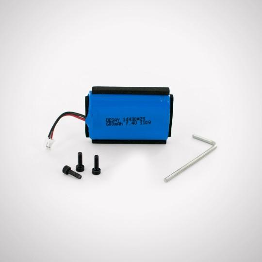 SD-2525 Transmitter Battery Kit