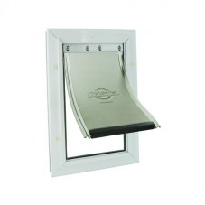 Freedom™ Aluminum Pet Door- Medium