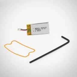 425 & 825 Series Receiver Battery Kit