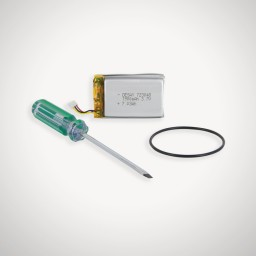 TEK Transmitter Battery Kit