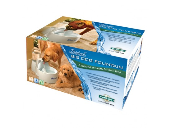 Drinkwell® Big Dog Fountain