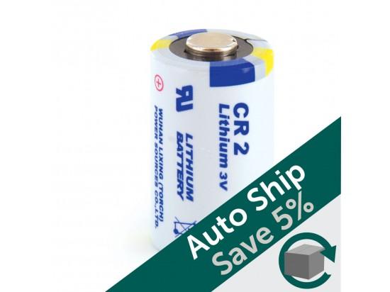 3-Volt Lithium CR2 Battery