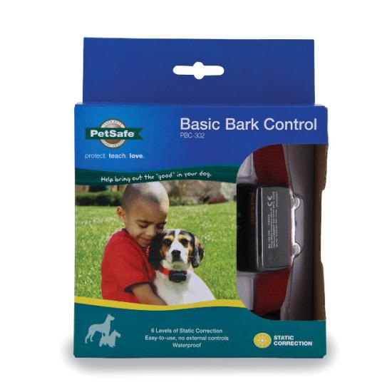Basic Static Bark Collar