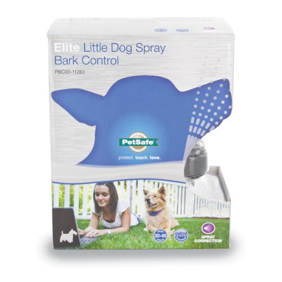 Elite Little Dog Spray Bark Collar by PetSafe PBC00