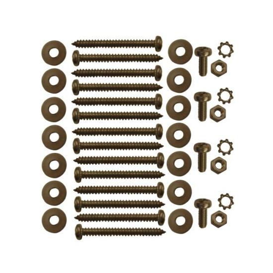 Electronic SmartDoor™ Wall Hardware Kit