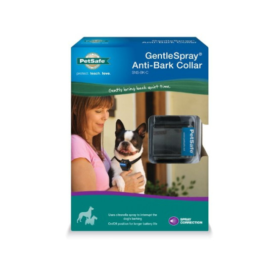 GentleSpray Spray Bark Collar
