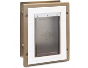 Wall Entry Aluminum Pet Door™