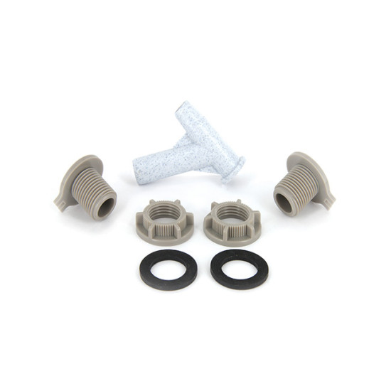 Drinkwell® Everflow Fountain Outflow Tube & Indoor Plug Kit