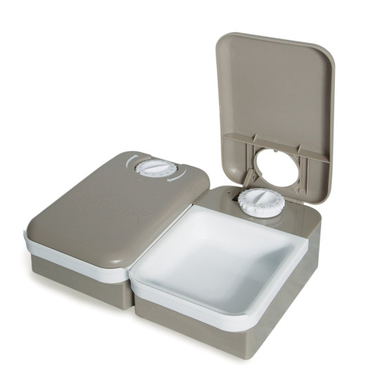 2-Meal Automatic Pet Feeder
