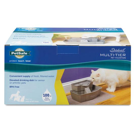 Drinkwell® Multi-Tier Pet Fountain
