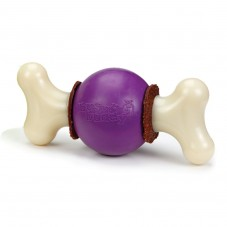 Busy Buddy® Bouncy Bone™, Medium, Rawhide