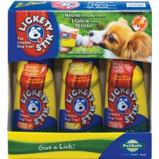 Lickety Stik® 3-Flavor Treat Sampler