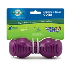 Busy Buddy® Squeak 'n Treat Ooga - Medium