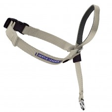 Gentle Leader® Headcollar- Medium, Silver