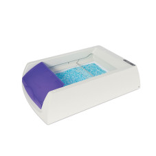 ScoopFree® Original Self-Cleaning Litter Box - Purple