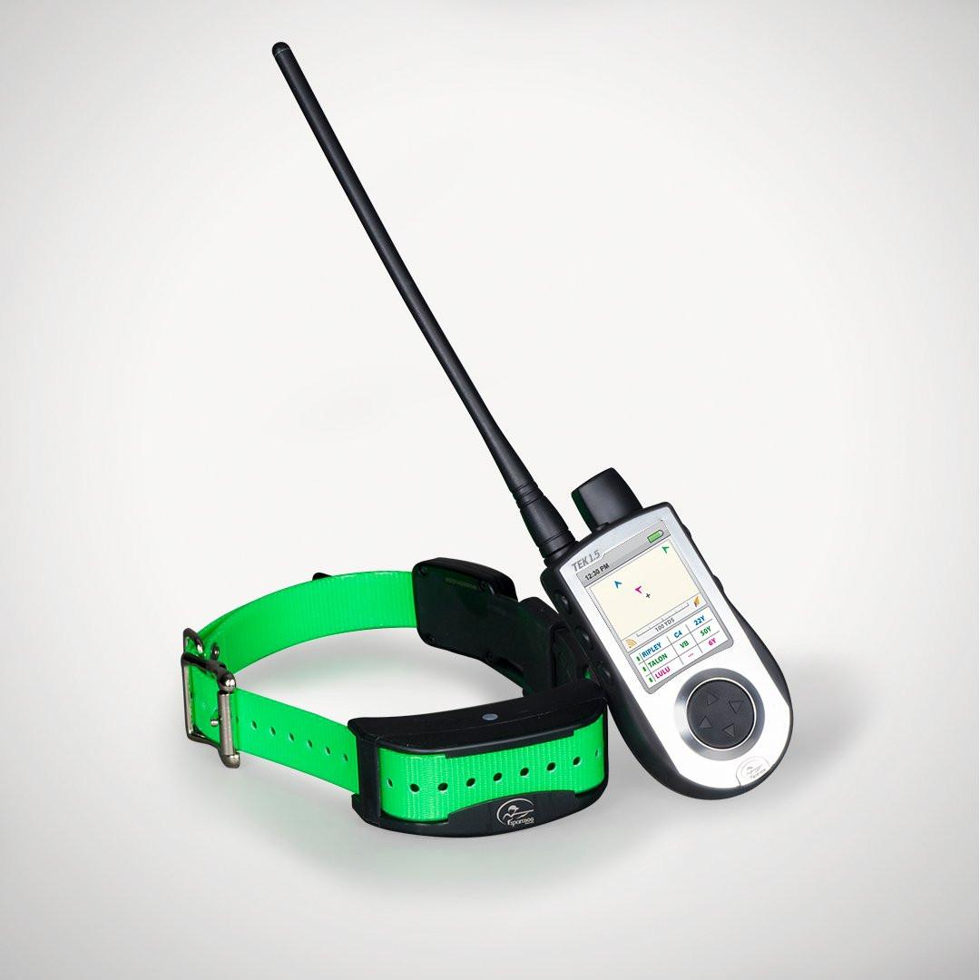 Shop For Tek 1 5 Gps E Collar By Petsafe Tek V1 5lt