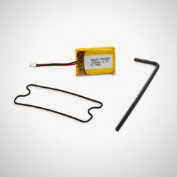 YARDTRAINER 100 & 100S RECEIVER COLLAR BATTERY KIT