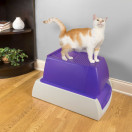 ScoopFree® Top-Entry Ultra Self-Cleaning Litter Box