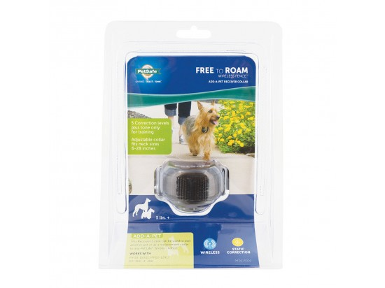 Free To Roam Wireless Fence Receiver Collar By Petsafe