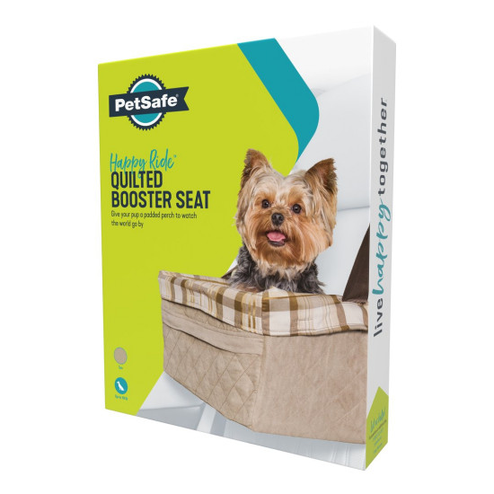 Happy Ride™ Quilted Booster Seat