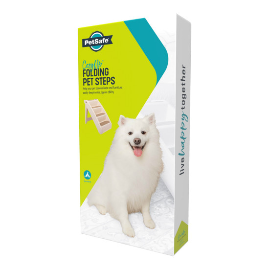 CozyUp™ Folding Pet Steps