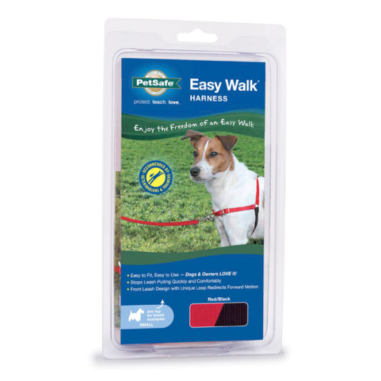 EWH HC S RED_b easy walk® harness by petsafe grp ewh