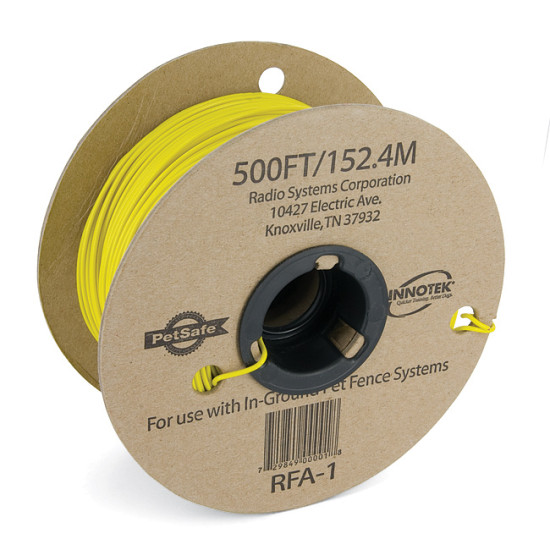 Extra In-Ground Fence Boundary Wire (150 Feet)