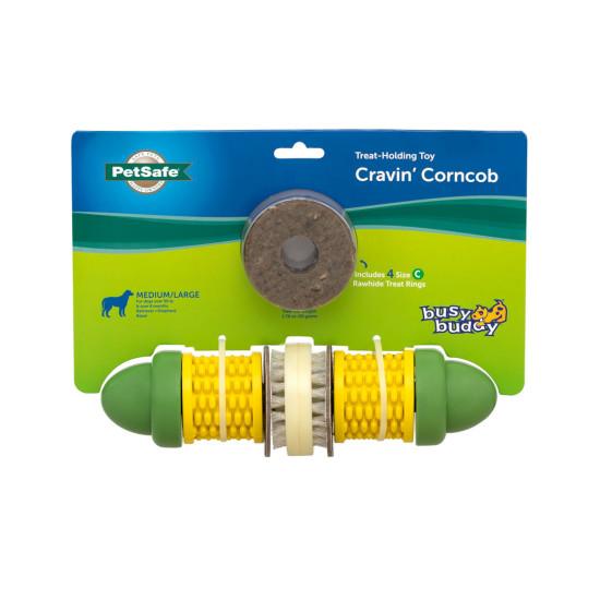 Busy Buddy® Cravin' Corncob