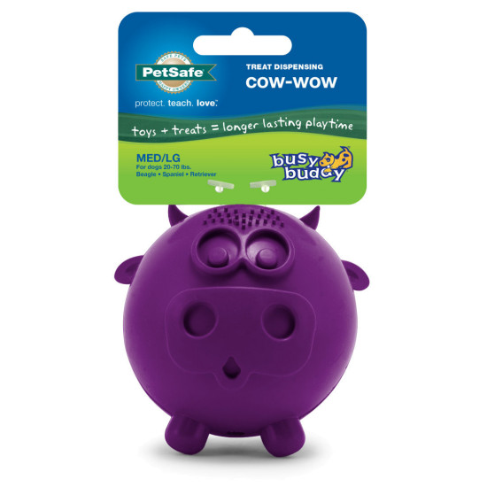 Busy Buddy® Cow Wow™