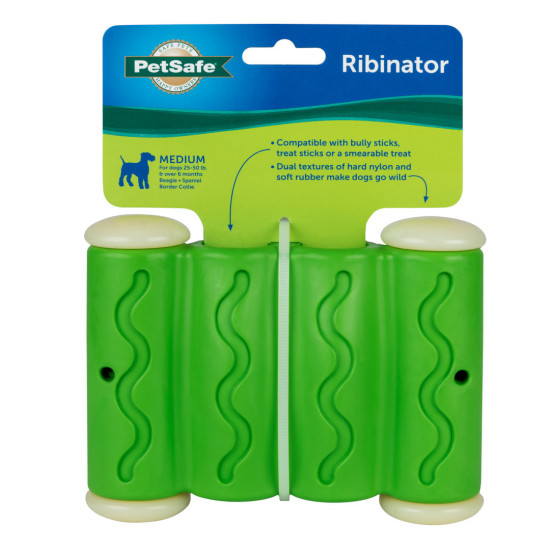 Ribinator Dog Toy