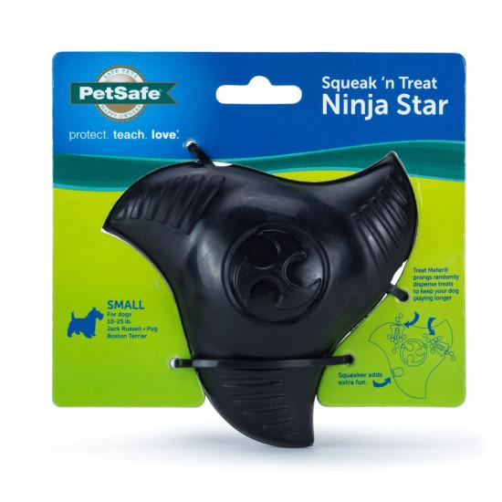 Squeak 'n Treat Ninja Star