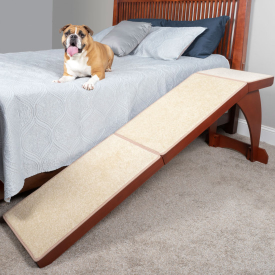 Wood Bedside Ramp By Petsafe 62399