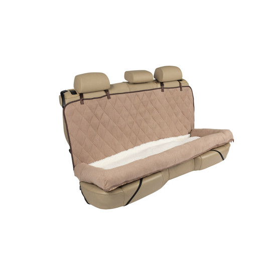 Cool Happy Ride Car Dog Bed Bench Seat Ibusinesslaw Wood Chair Design Ideas Ibusinesslaworg