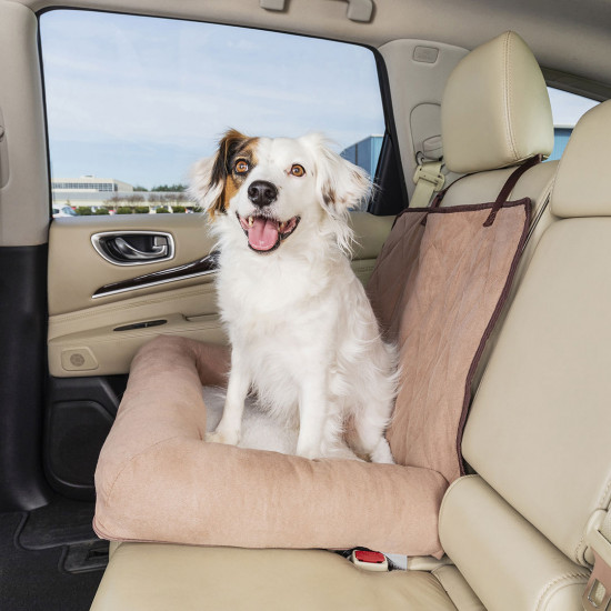 Happy Ride™ Car Dog Bed