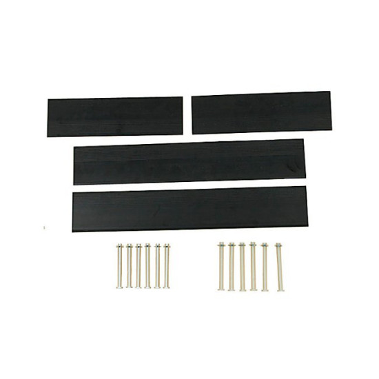 Plastic Pet Doors Hardware & Core Cover Kit