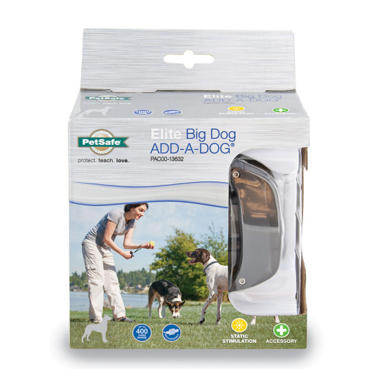 Petsafe Elite Big Dog Add A Collar Amazon