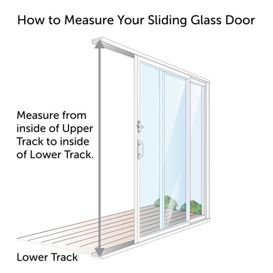 8 New Sliding Door Window Stop Lock Flush Mount Pop Up