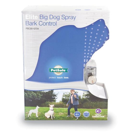 Elite Big Dog Spray Bark Collar by PetSafe - PBC00-12724