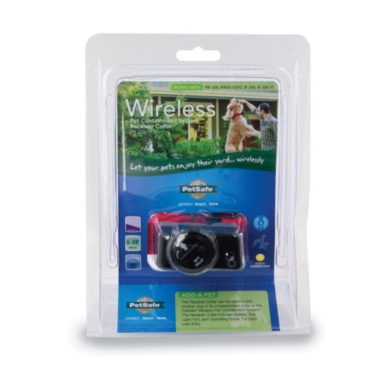 Shop For Extra Wireless Fence Receiver By Petsafe Pif 275 19