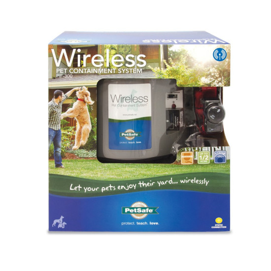 Wireless Pet Containment System By Petsafe Pif 300