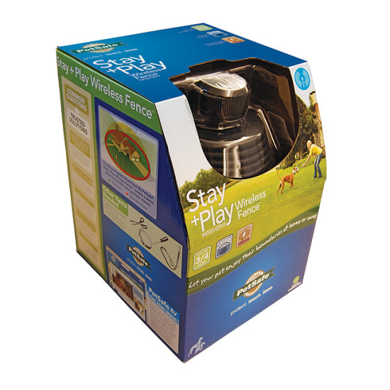 Stay + Play Wireless Fence®