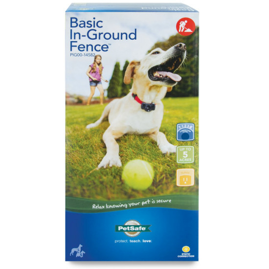 Basic In-Ground Fence™
